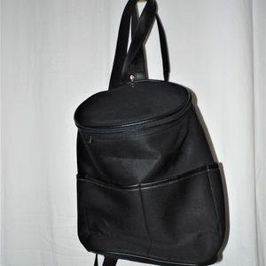 Lillian Vernon Black Backpack